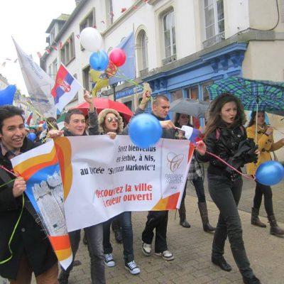 Pozorisna trupa ''Que du Bonheur'' u Francuskoj
