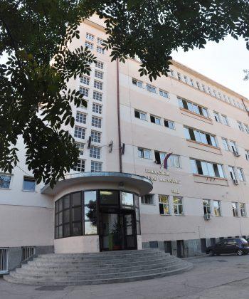 Zgrada Gimnazije ''Svetozar Markovic''