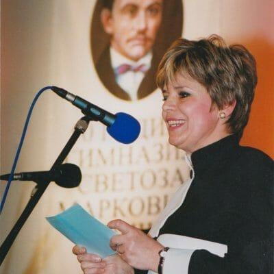 Olga Dragojlovic, direktor skole